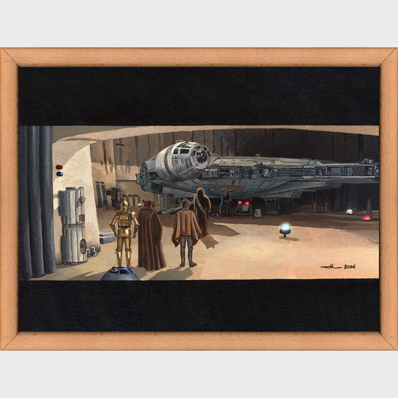 Star Wars – Docking bay 94