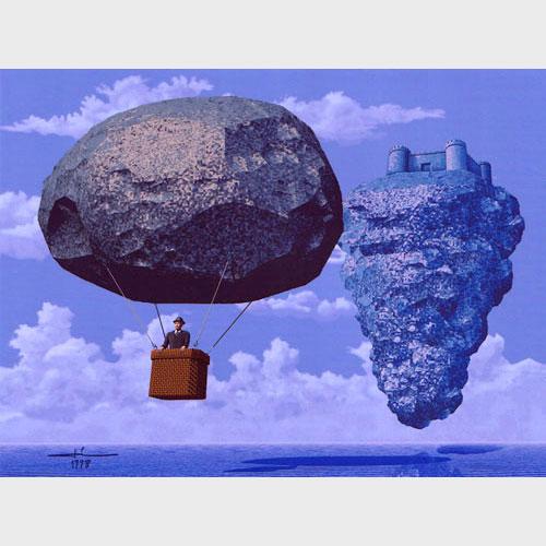 Le ballon de pierre
