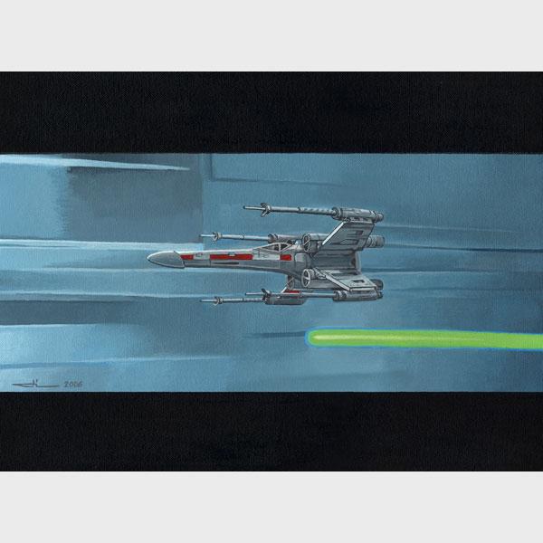 Star Wars – X-wing