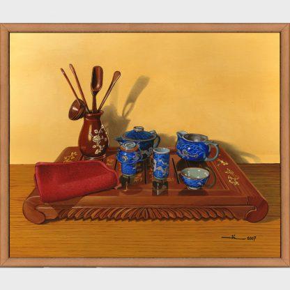 Chadao, la cérémonie du thé chinoise.