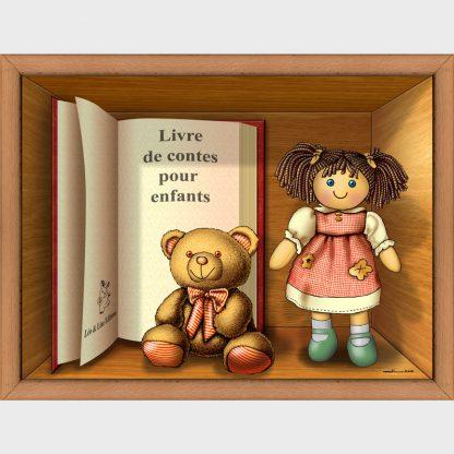 Le livre de contes pour enfants