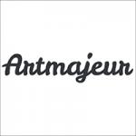 Logotype Artmajeur dans un cadre de 200 pixels carrés