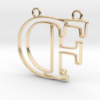 initiales C&F