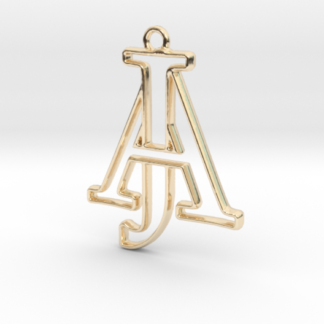 Monogramme A&J