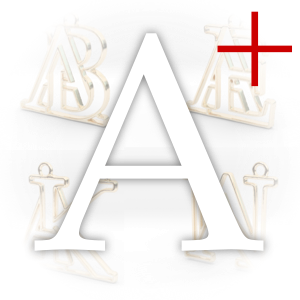 Monogrammes initiale A