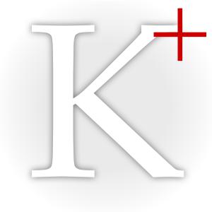 Monogrammes initiale K