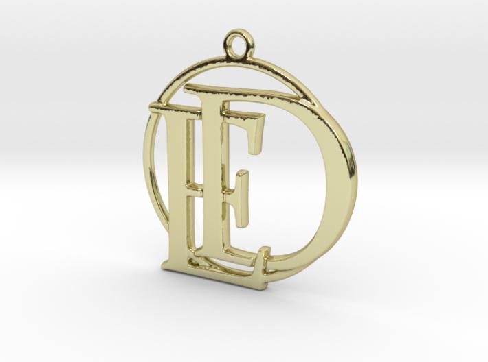 D&E-monogramme