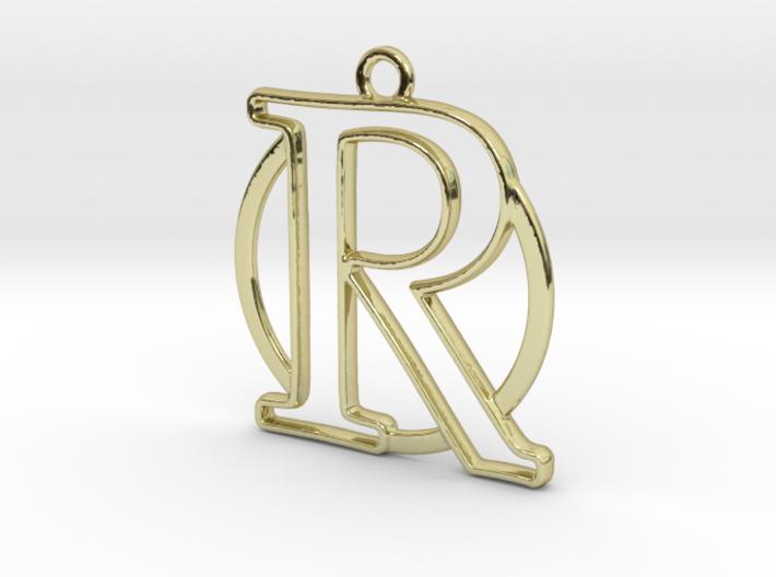 R-monogramme