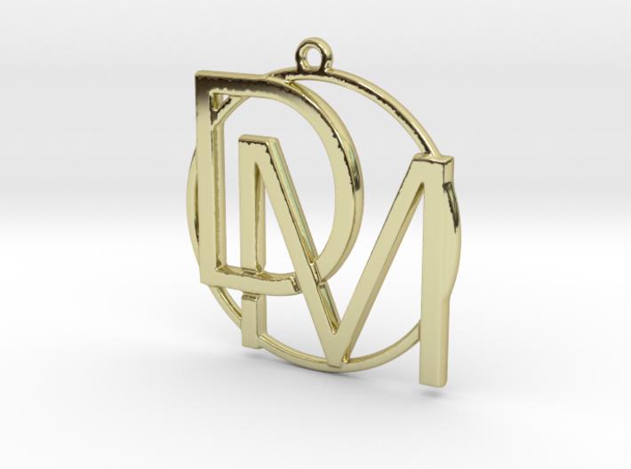 D&M-monogramme