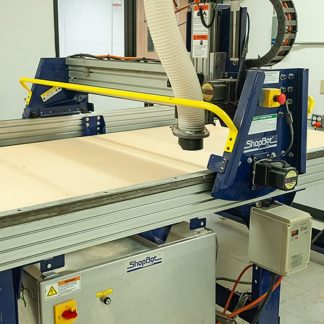 Services de découpe CNC