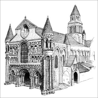 Notre Dame de Poitiers