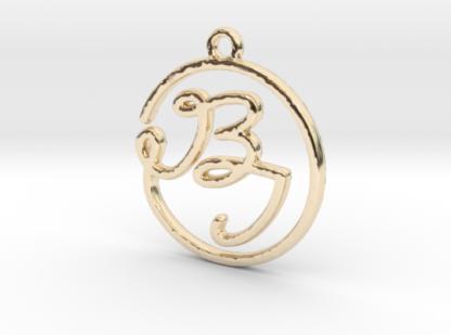 B&I script initiales