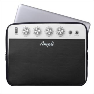 """Protection pour ordinateur portable """"ampli de guitare"""""""