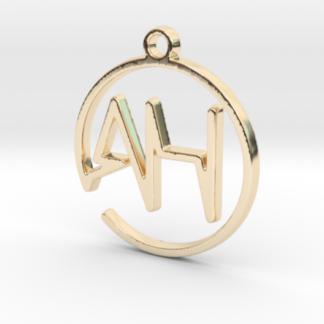 A&H initiales scripts en trace continu 3d