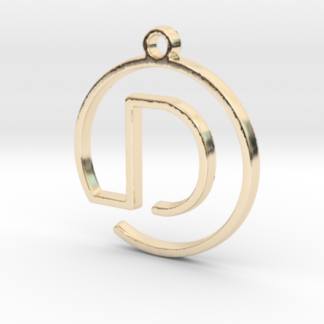 D initiale en tracé continu imprimé en 3D