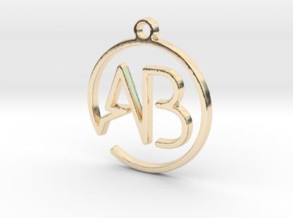 A&B initiales scripts en trace continu 3d