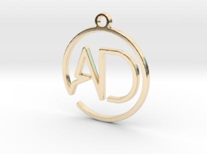 A&D initiales scripts en trace continu 3d