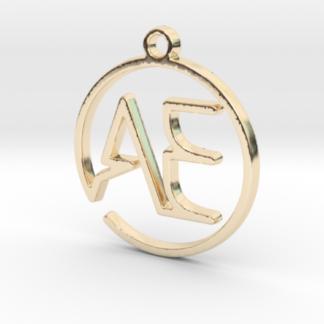 A&E initiales scripts en trace continu 3d