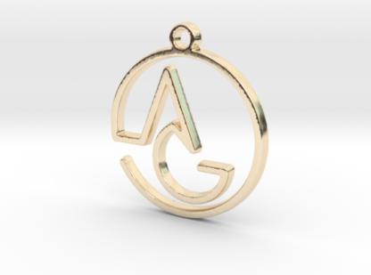 A&G initiales scripts en trace continu 3d