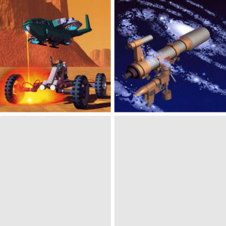 Illustrations 3D