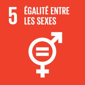 05 – Égalité entre les sexes
