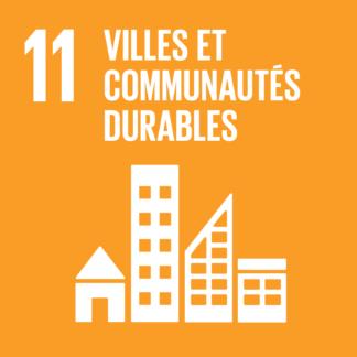11 – Villes et communautés durable