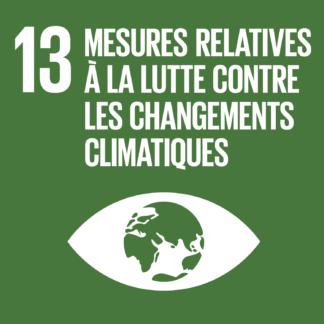 13 – Mesures relatives à la lutte contre les changements climatiques