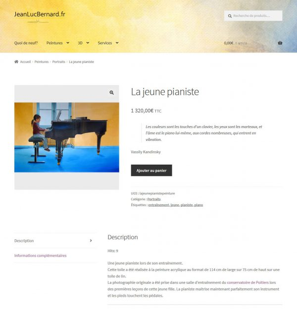 site internet jeanlucbernard.fr - la jeune pianiste